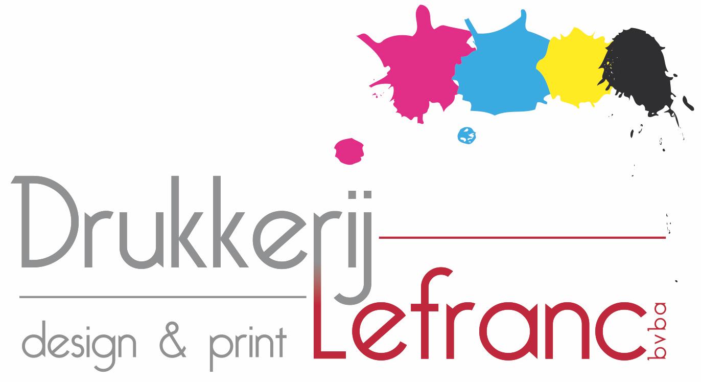 Logo Drukkerij Lefranc
